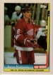 1991/1992 Topps Team Scoring Leaders / Steve Yzerman