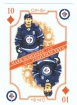 2019-20 O-Pee-Chee Playing Cards #10D Mark Scheifele