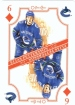 2019-20 O-Pee-Chee Playing Cards #6D Elias Pettersson
