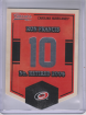 2012-13 Classics Signatures Banner Numbers #21 Ron Francis