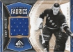 2009-10 SP Game Used Authentic Fabrics Gold #AFGW Gump Worsley