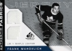 2007-08 SP Game Used Authentic Fabrics #AFFM Frank Mahovlich