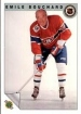 1991-92 Ultimate Original Six #8 Butch Bouchard