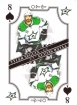 2019-20 O-Pee-Chee Playing Cards #8S Tyler Seguin