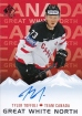 2015-16 SP Authentic Great White North Autographs #GWNTT Tyler Toffoli