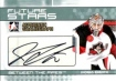 2009-10 Between The Pipes Autographs #AJE Jhonas Enroth
