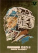 2009-10 Between The Pipes Masked Men II Gold #MM10 Evgeni Nabokov