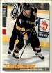 1995-96 Collector's Choice #256 Mario Lemieux