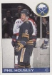 1985-86 Topps #63 Phil Housley