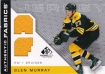2007-08 SP Game Used Authentic Fabrics #AFGM Glen Murray