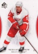 2007-08 SP Authentic #98 Nicklas Lidstrom