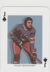 2008-09 Swedish Ice Hockey Playing Cards #50 Václav Nedomanský