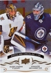2018-19 Upper Deck Silver Foil #199 Marc-Andre Fleury / Connor Hellebuyck CL