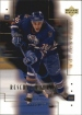 2000-01 UD Reserve #95 Shawn Horcoff RC