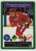 1995-96 Playoff One on One #144 Sergei Fedorov