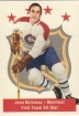 1994 Parkhurst Missing Link #138 Jean Beliveau AS