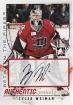 2007/2008 Between The Pipes Autographs / Tyler Weiman