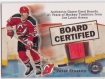 2001-02 Greats of the Game Board Certified #5 Peter Šťastný