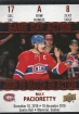 2017-18 Upper Deck Tim Hortons Game Day Action #GDA8 Max Pacioretty