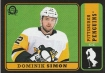 2018-19 O-Pee-Chee Retro Black #436 Dominik Simon