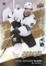 2017-18 Upper Deck MVP Puzzle Back #92 Marc-Edouard Vlasic