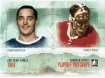 2012-13 ITG Forever Rivals Playoff Matchups #PM03 Frank Mahovlich / Charlie Hodge