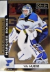 2017-18 O-Pee-Chee Platinum #186 Ville Husso RC