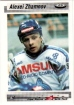1992 Russian Tri-Globe From Russia With Puck #8 Alexei Zhamnov