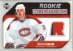 2005-06 Upper Deck Rookie Threads #RTRI Raitis Ivanans
