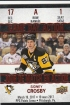 2017-18 Upper Deck Tim Hortons Game Day Action #GDA1 Sidney Crosby