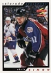 1996-97 Score #190 Chris Simon
