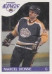 1985-86 Topps #90 Marcel Dionne