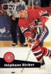 1991-92 Pro Set #122 Stephane Richer
