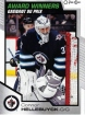 2020-21 O-Pee-Chee #602 Connor Hellebuyck AW