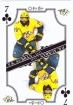 2019-20 O-Pee-Chee Playing Cards #7C P.K. Subban