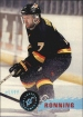 1995-96 Stadium Club #128 Cliff Ronning