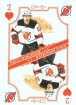 2019-20 O-Pee-Chee Playing Cards #2H Nico Hischier