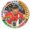 1994-95 Canada Games NHL POGS #73 Chris Chelios
