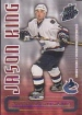 2003-04 Pacific Quest for the Cup Calder Contenders #20 Jason King