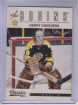 2012-13 Classics Signatures #118 Gerry Cheevers