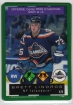 1995-96 Playoff One on One #171 Brett Lindros