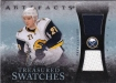 2010-11 Artifacts Treasured Swatches Blue #TSDS Drew Stafford