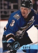 1995-96 Stadium Club #23 Sylvain Cote