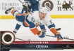 2017-18 Upper Deck Exclusives #122 Casey Cizikas