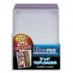 "Ultra-Pro - 3"" X 4"" Clear Regular Toploader 25ct box"
