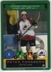 1995-96 Playoff One on One #25 Peter Forsberg