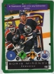 1995-96 Playoff One on One #150 Boris Mironov