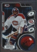 2001-02 Pacific Heads Up HD NHL #16 Jose Theodore