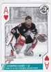 1997-98 NHL Aces Playing Cards #1 Dominik Hašek