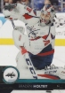 2017-18 Upper Deck Clear Cut #186 Braden Holtby